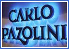Металлические буквы с контр-ажурной подсветкой CARLO PAZOLINI